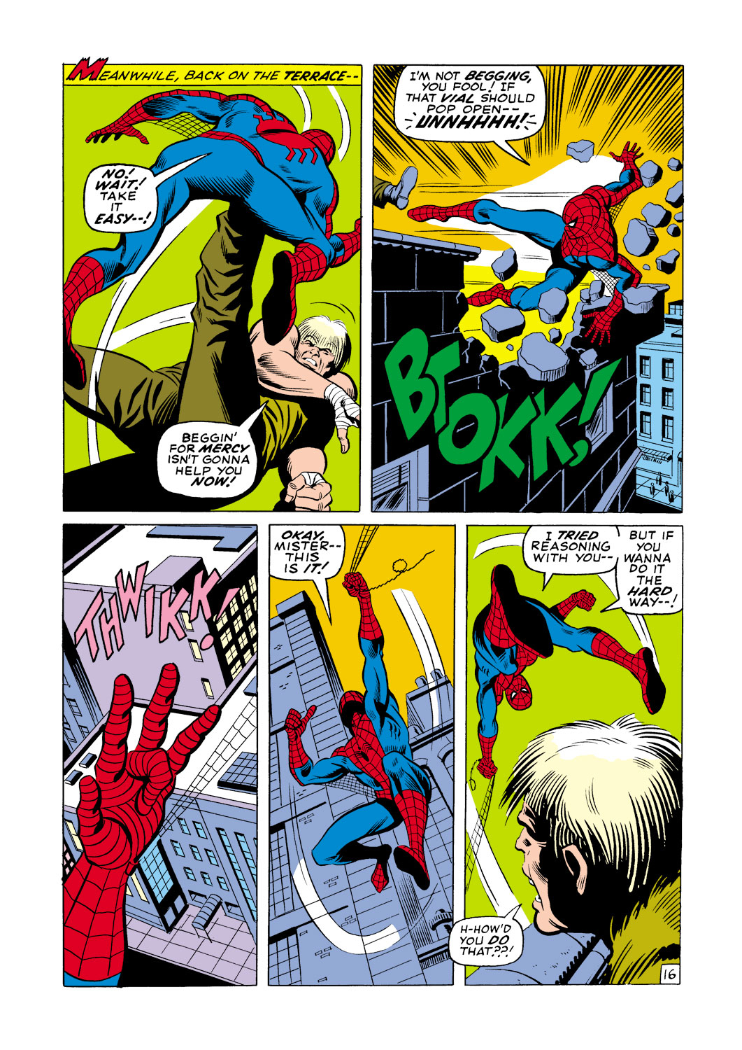The Amazing Spider-Man (1963) 81 Page 16
