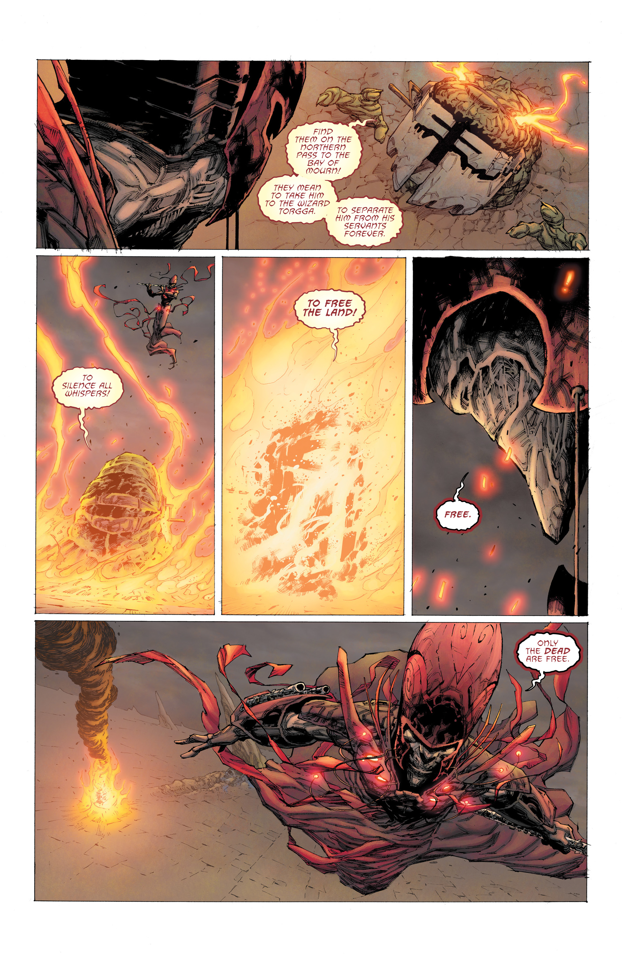Read online Seven To Eternity comic -  Issue #4 - 18