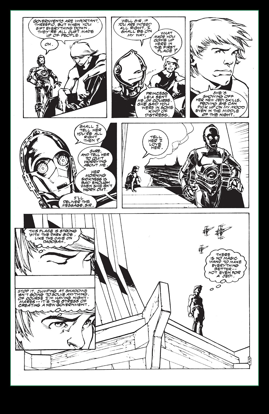 Read online Star Wars Legends: The New Republic - Epic Collection comic -  Issue # TPB 4 (Part 5) - 40