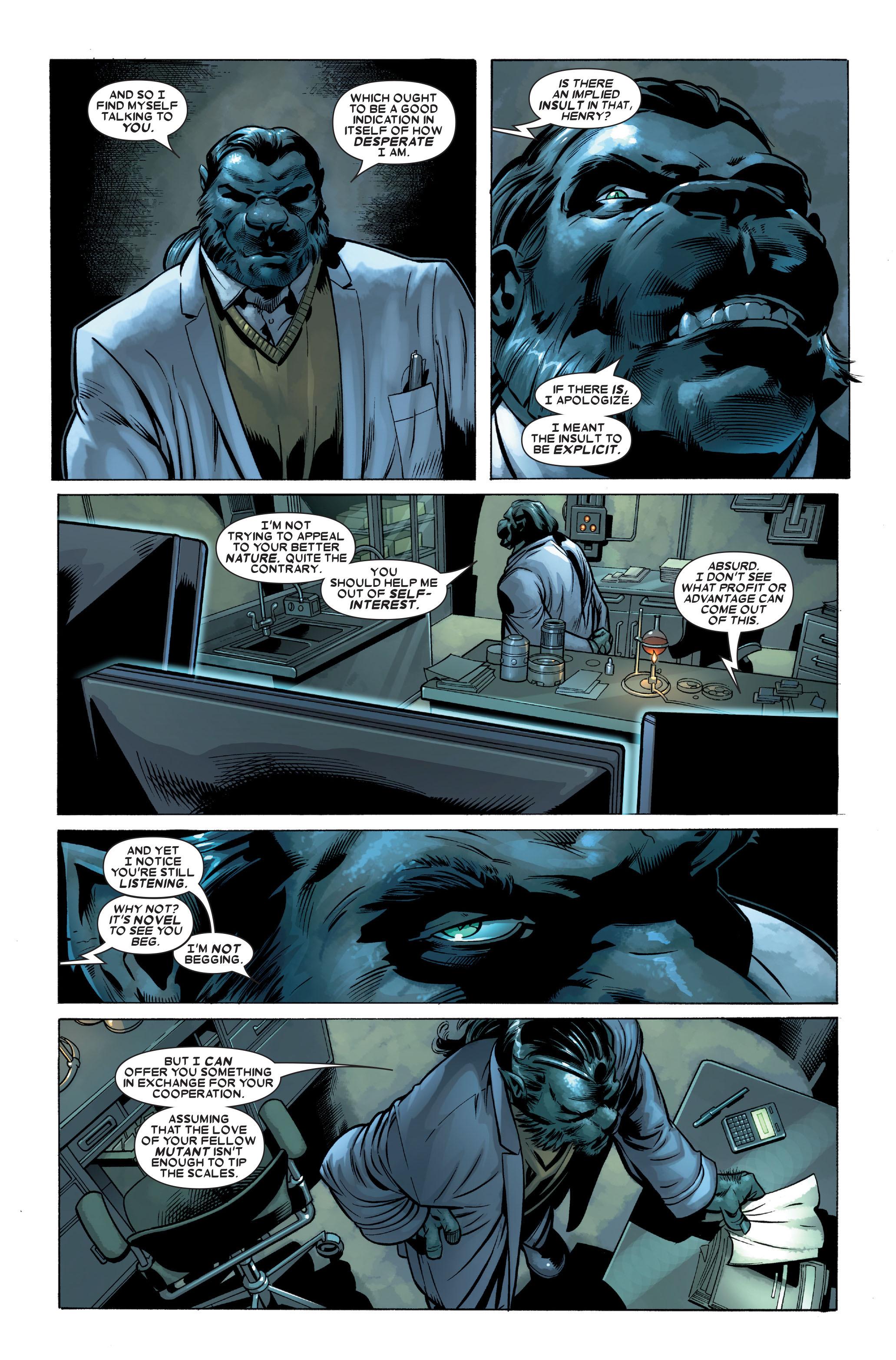 X-Men (1991) 200 Page 41