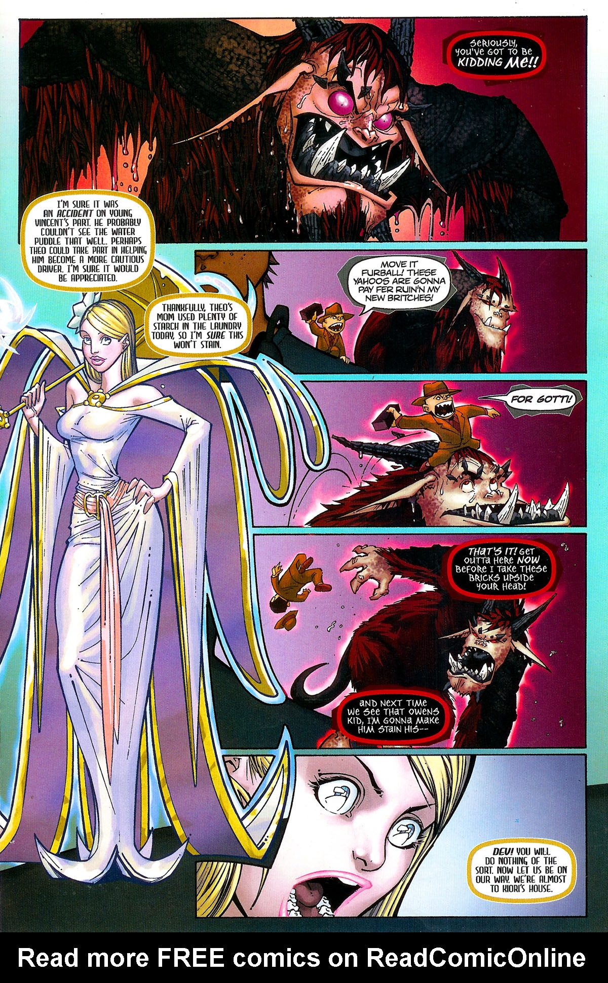 Read online Shrugged (2006) comic -  Issue #0 - 8