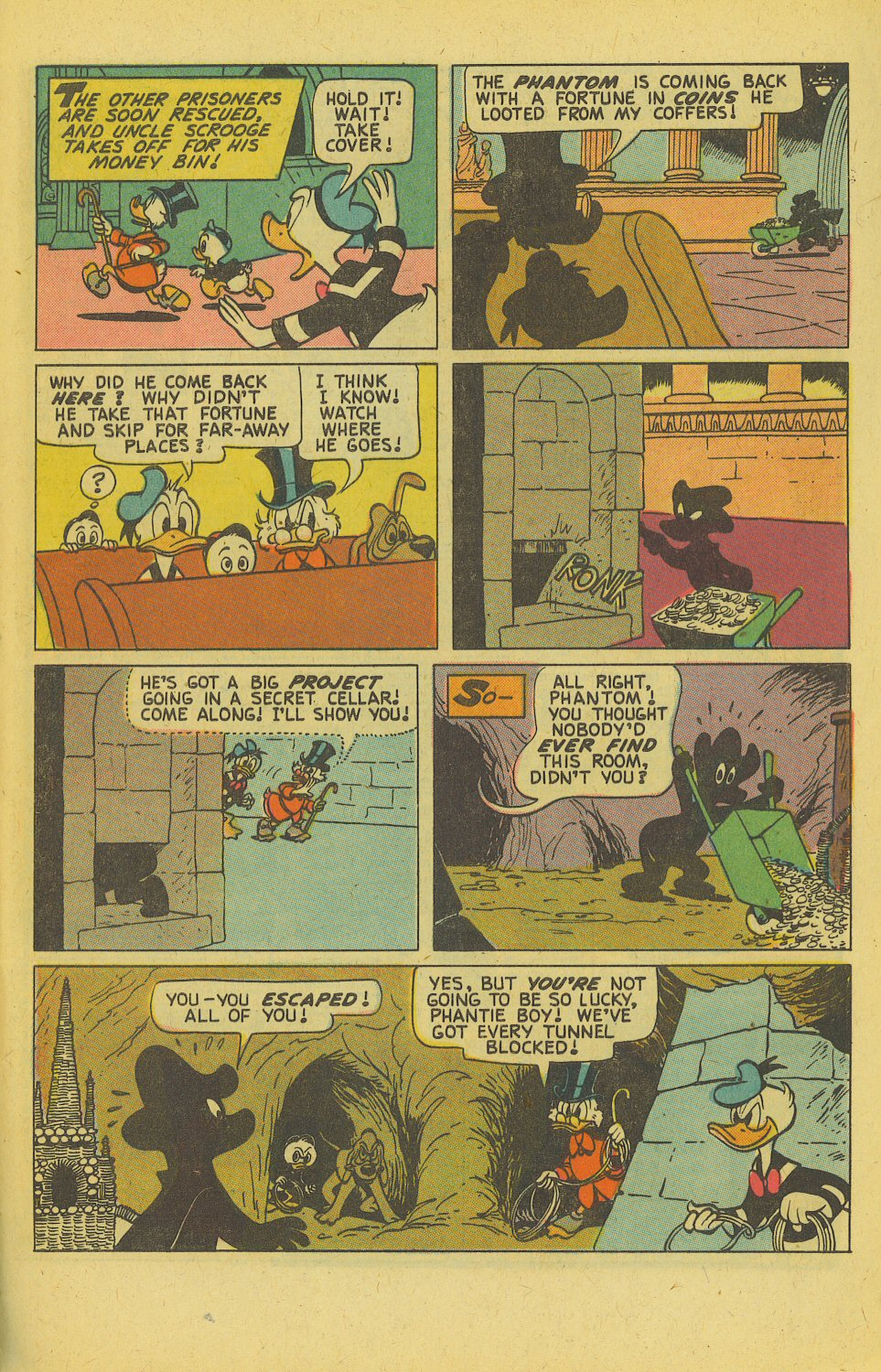 Read online Uncle Scrooge (1953) comic -  Issue #114 - 29
