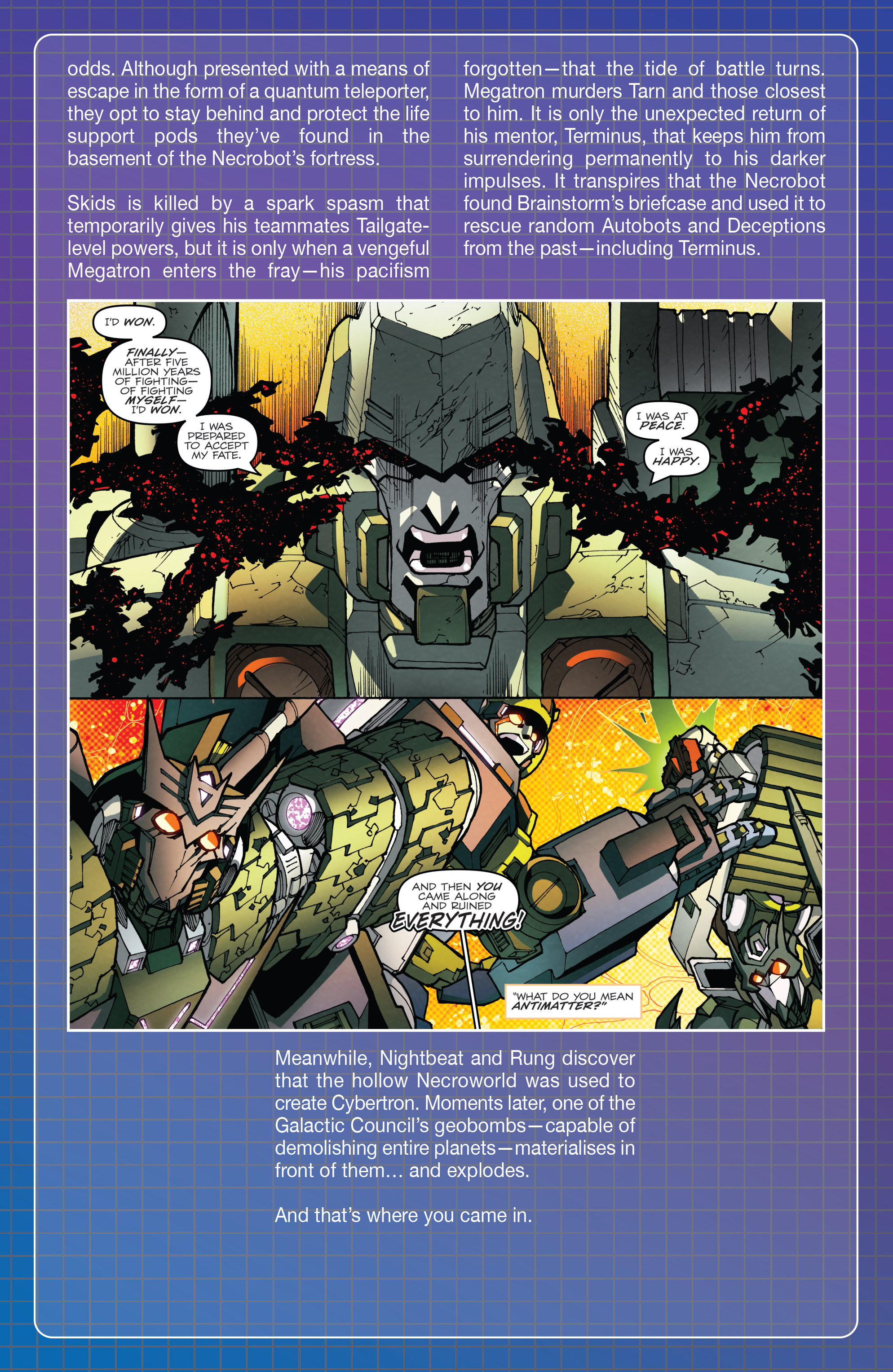 Read online Transformers: Lost Light comic -  Issue #1 - 28