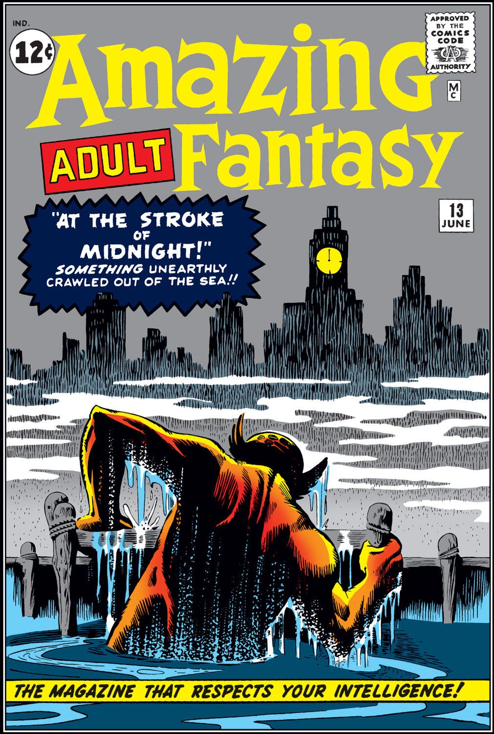 Read online Amazing Adult Fantasy comic -  Issue #13 - 1