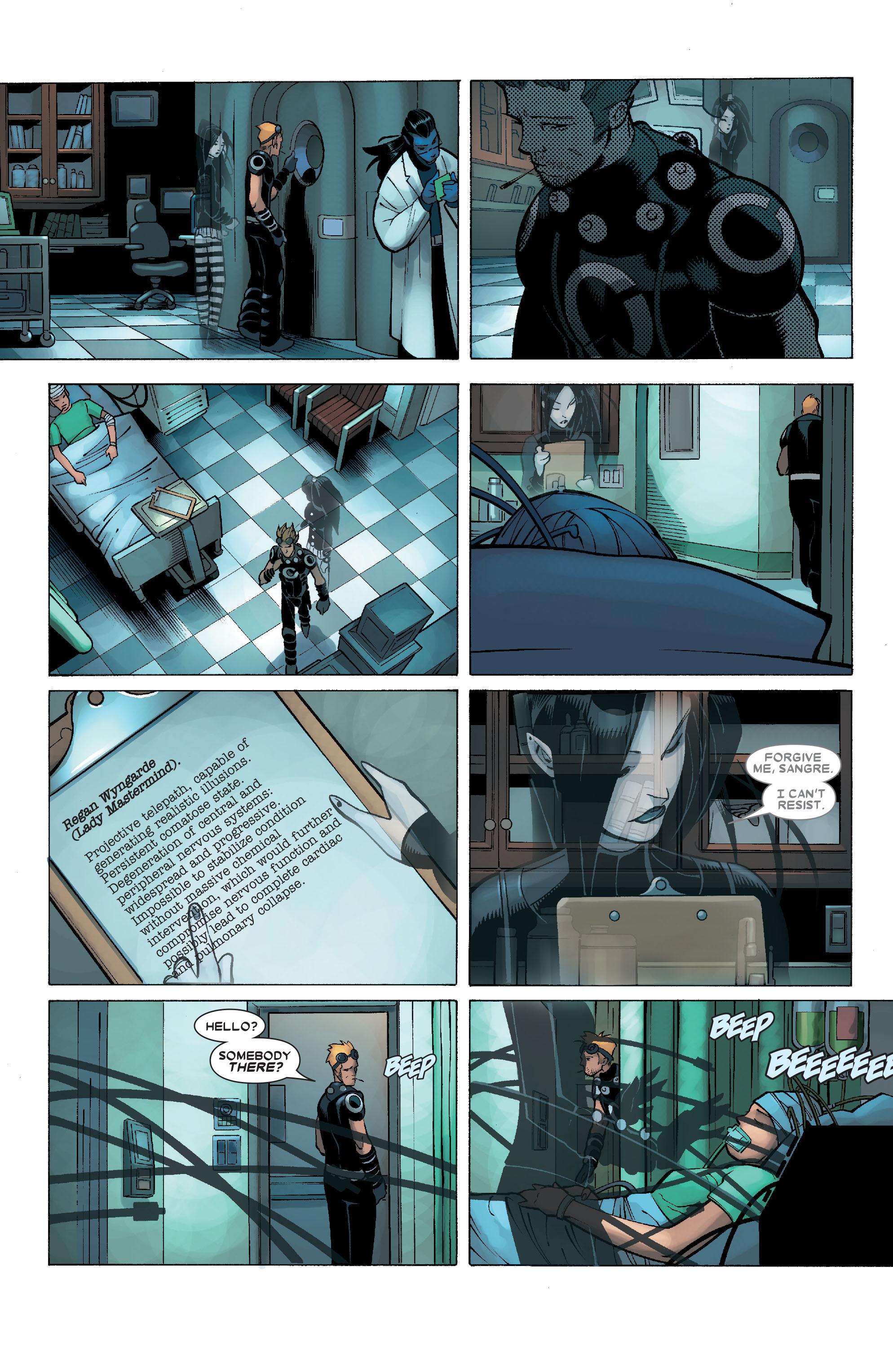 X-Men (1991) 190 Page 20