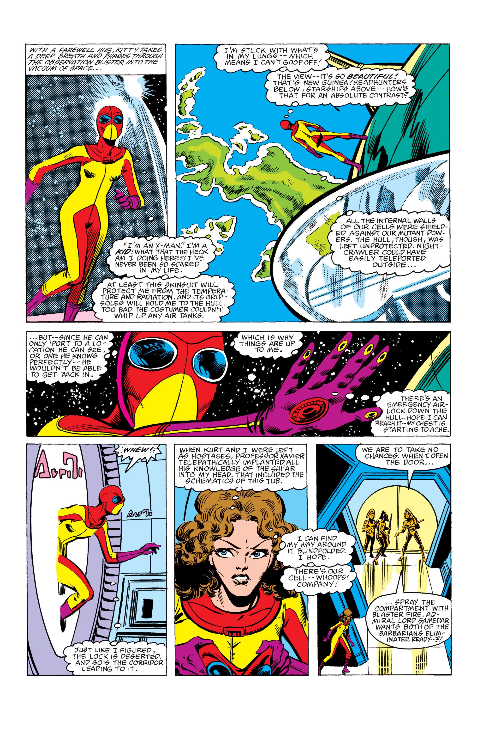 Read online Uncanny X-Men (1963) comic -  Issue #157 - 12