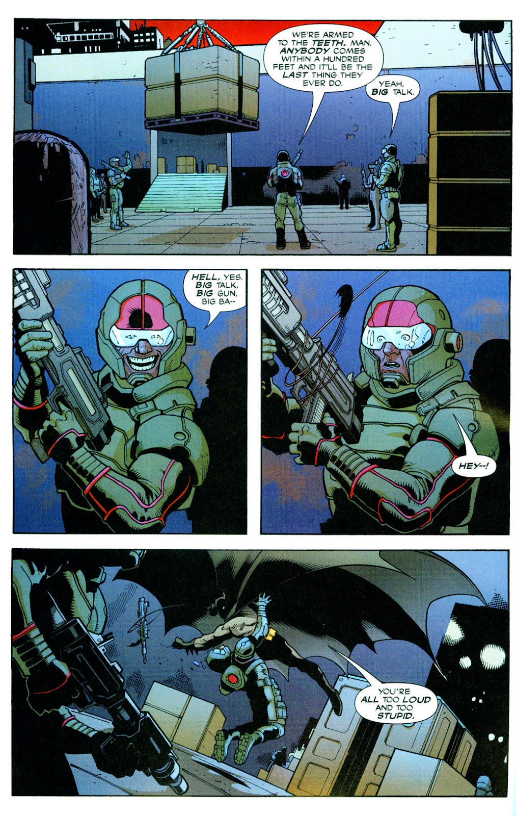 Batman: Under The Hood issue 2 - Page 11
