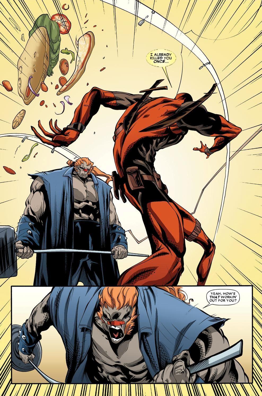 Read online Deadpool (2008) comic -  Issue #63 - 9