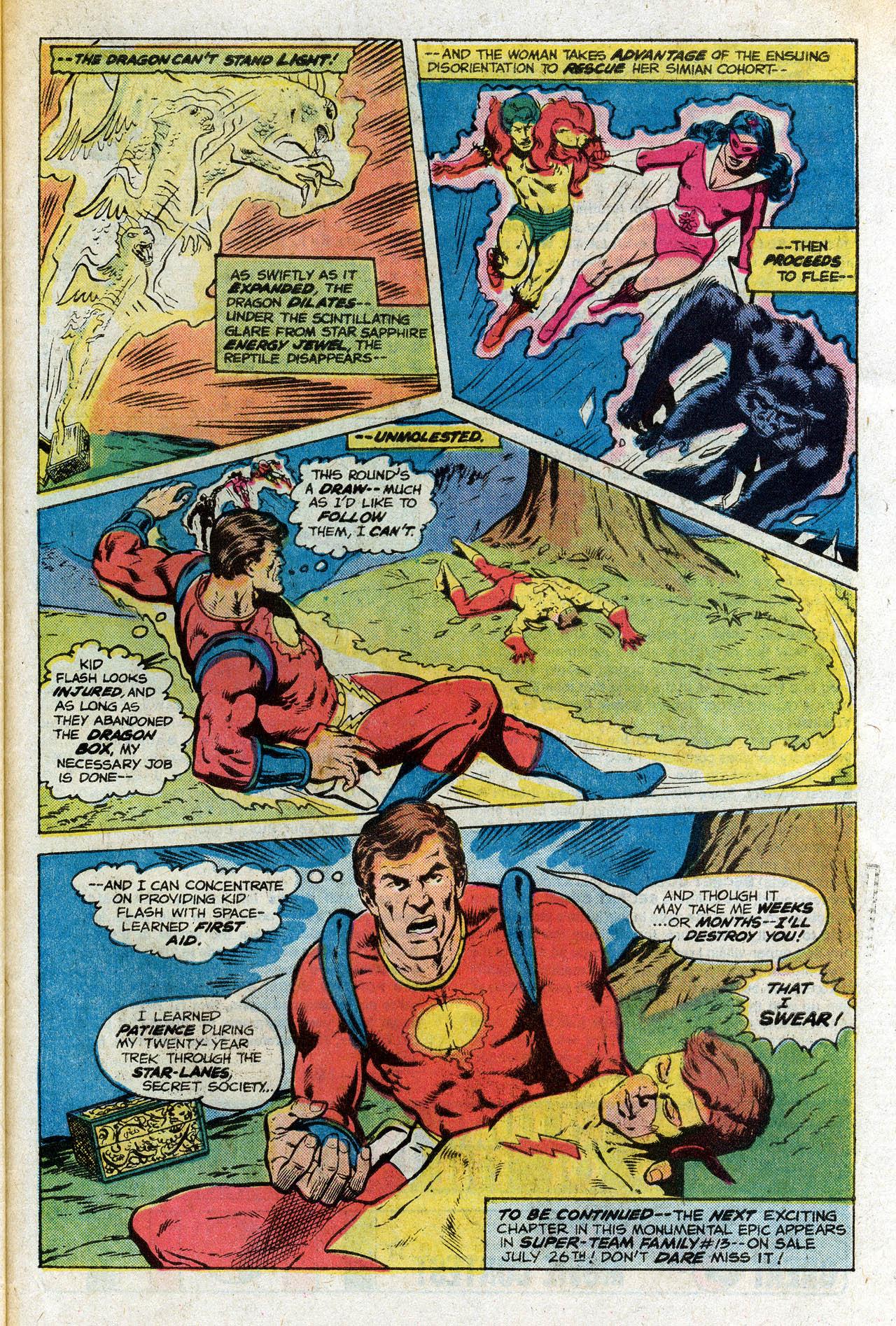Read online Secret Society of Super-Villains comic -  Issue #9 - 31