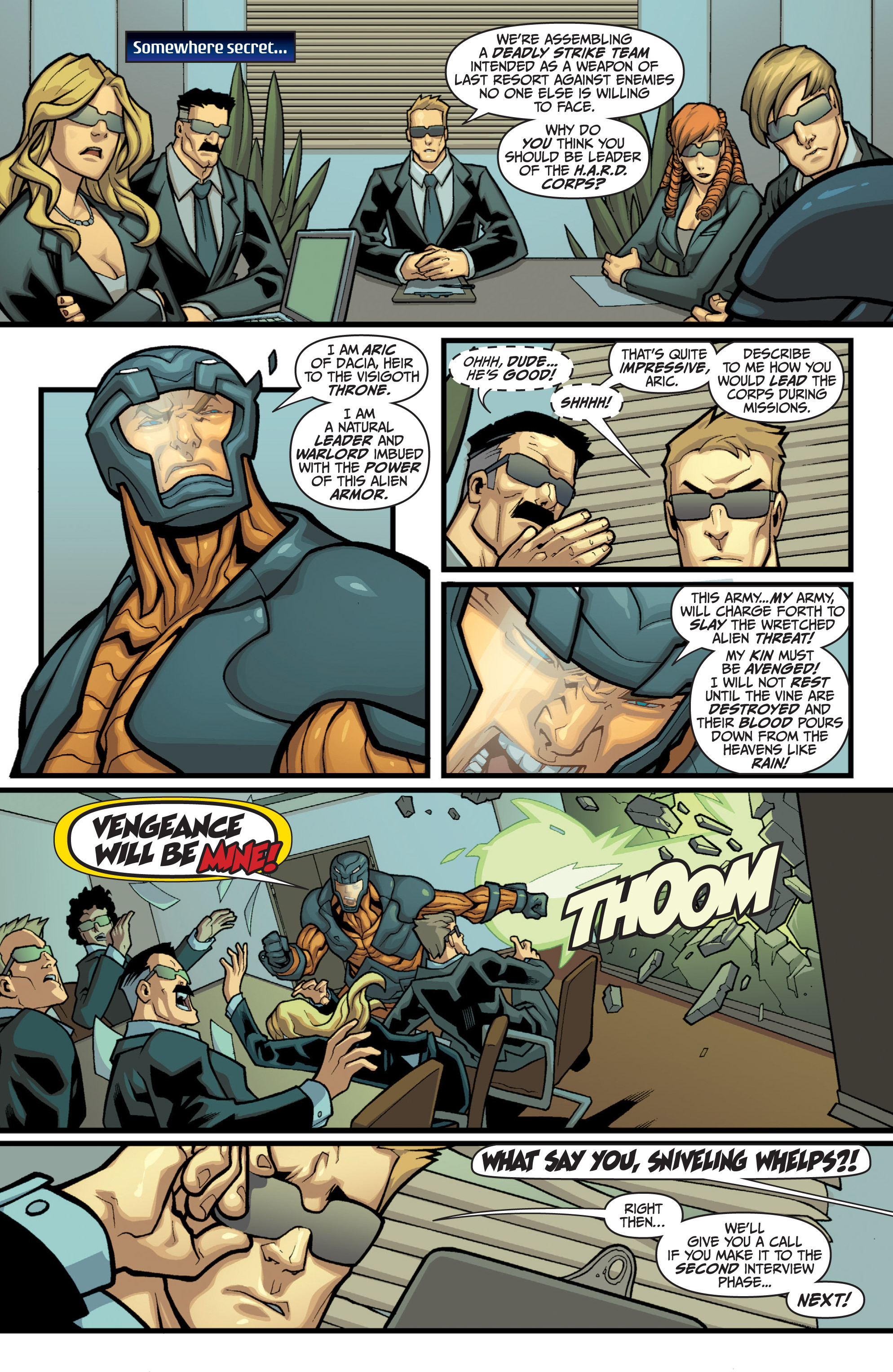 Read online Bloodshot and H.A.R.D.Corps comic -  Issue # TPB 4 - 132