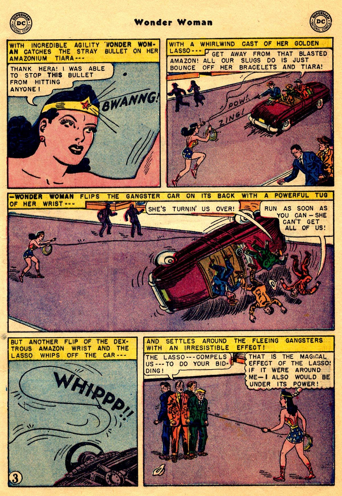 Read online Wonder Woman (1942) comic -  Issue #68 - 17