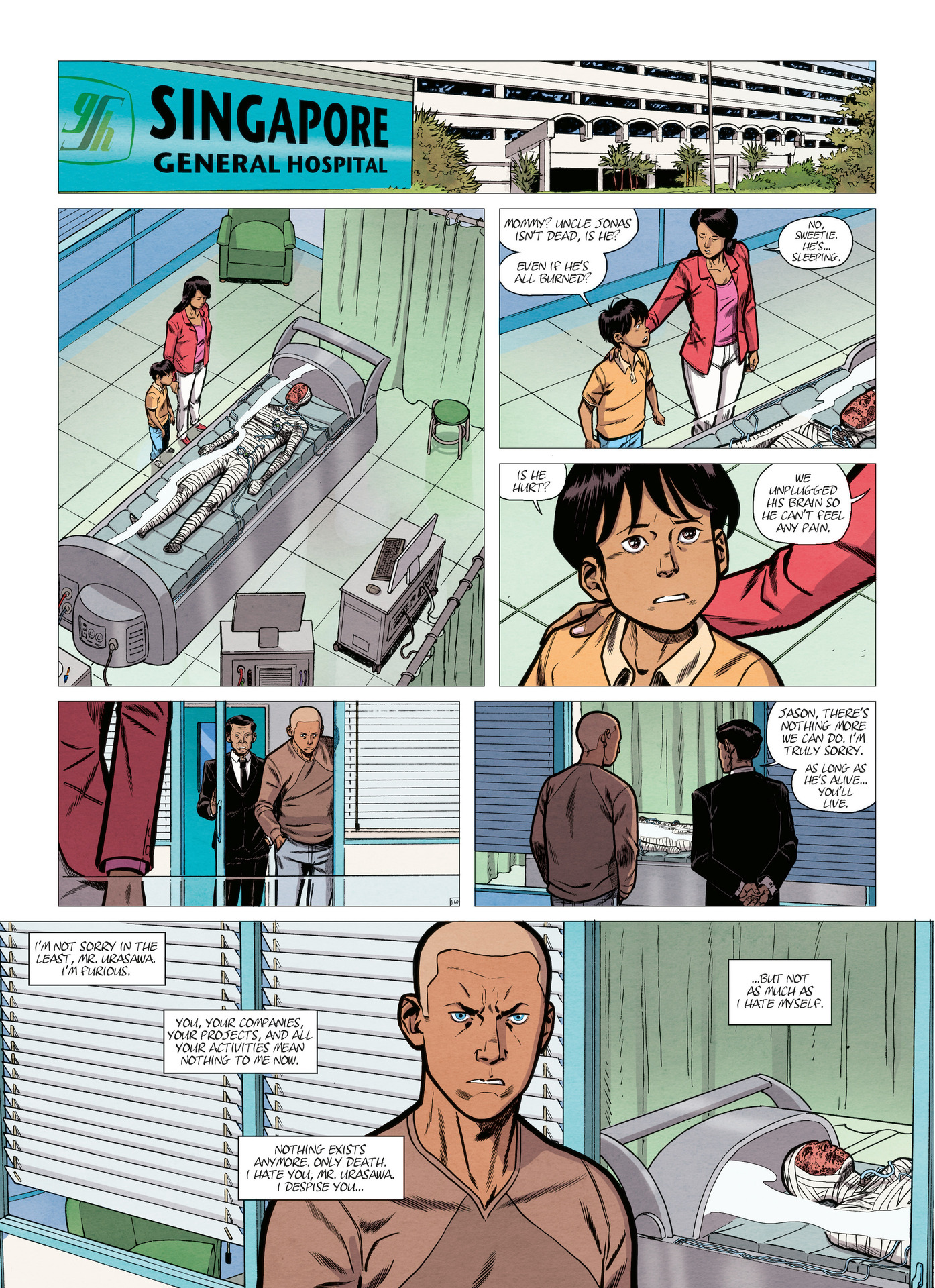 Read online Alter Ego comic -  Issue #4 - 64