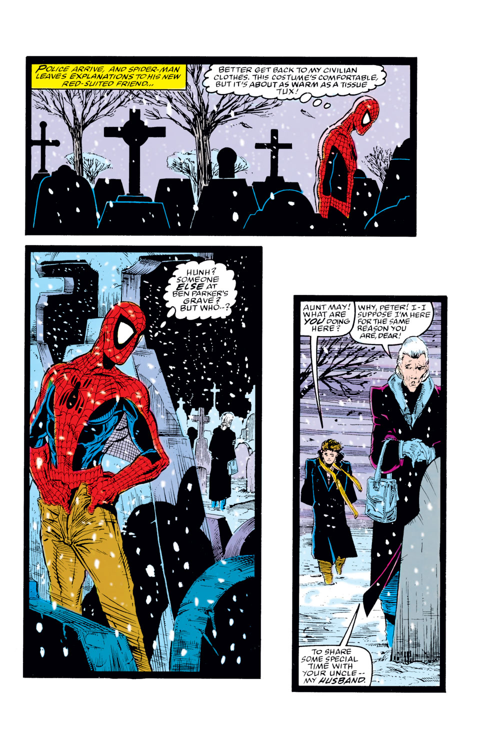 The Amazing Spider-Man (1963) 314 Page 20