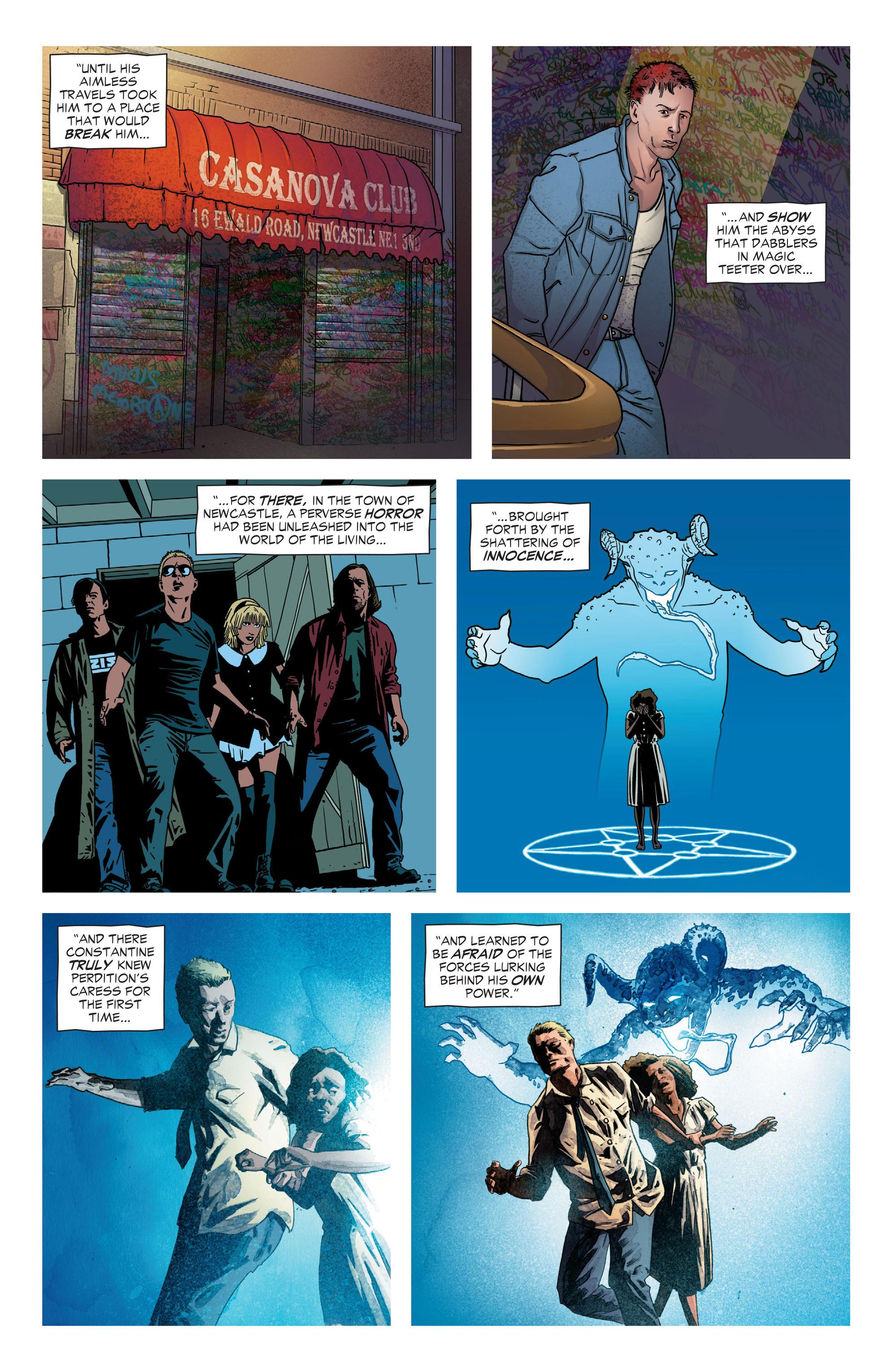 Read online Secret Origins (2014) comic -  Issue #11 - 21
