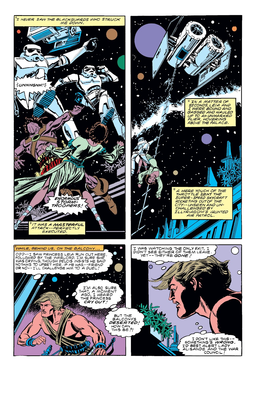 Read online Star Wars Legends: The Original Marvel Years - Epic Collection comic -  Issue # TPB 3 (Part 4) - 32