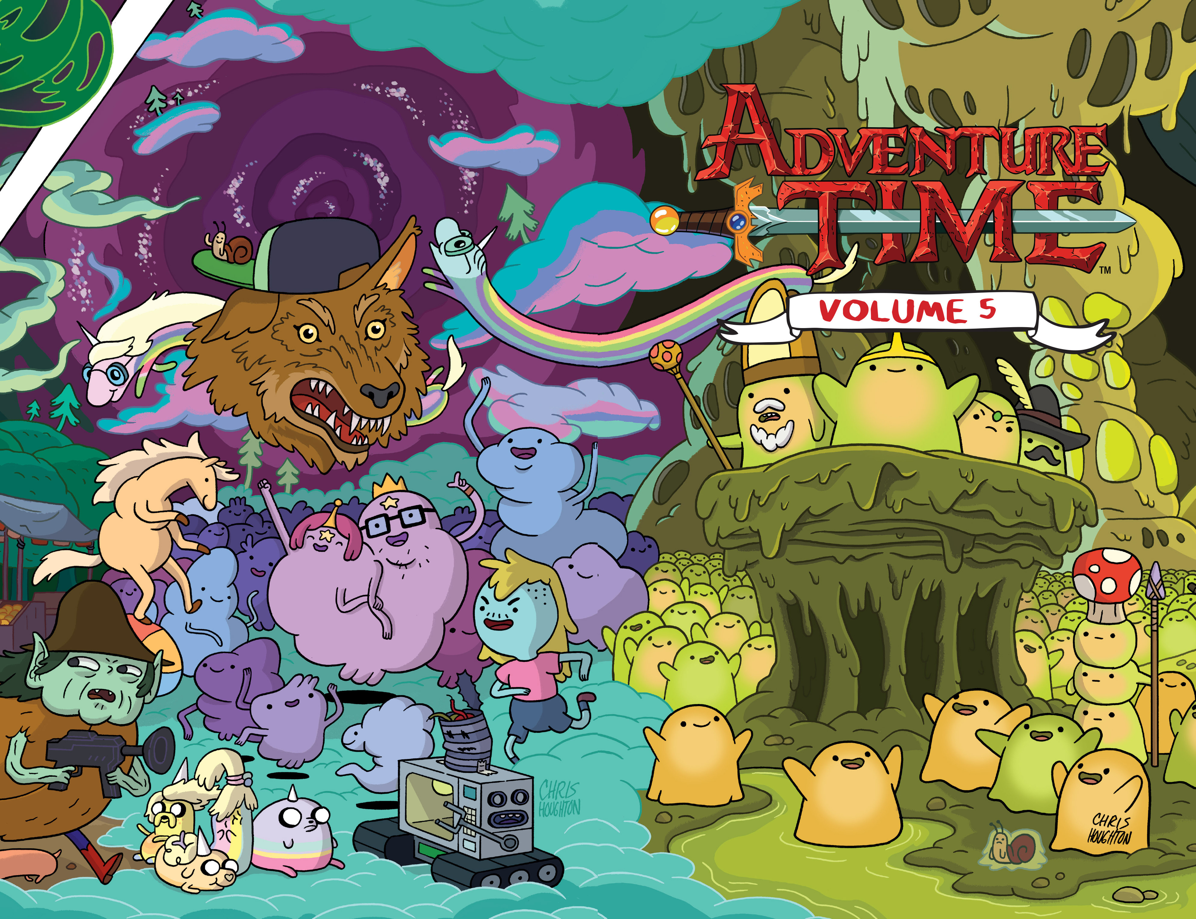 Read online Adventure Time comic -  Issue #Adventure Time _TPB 5 - 3
