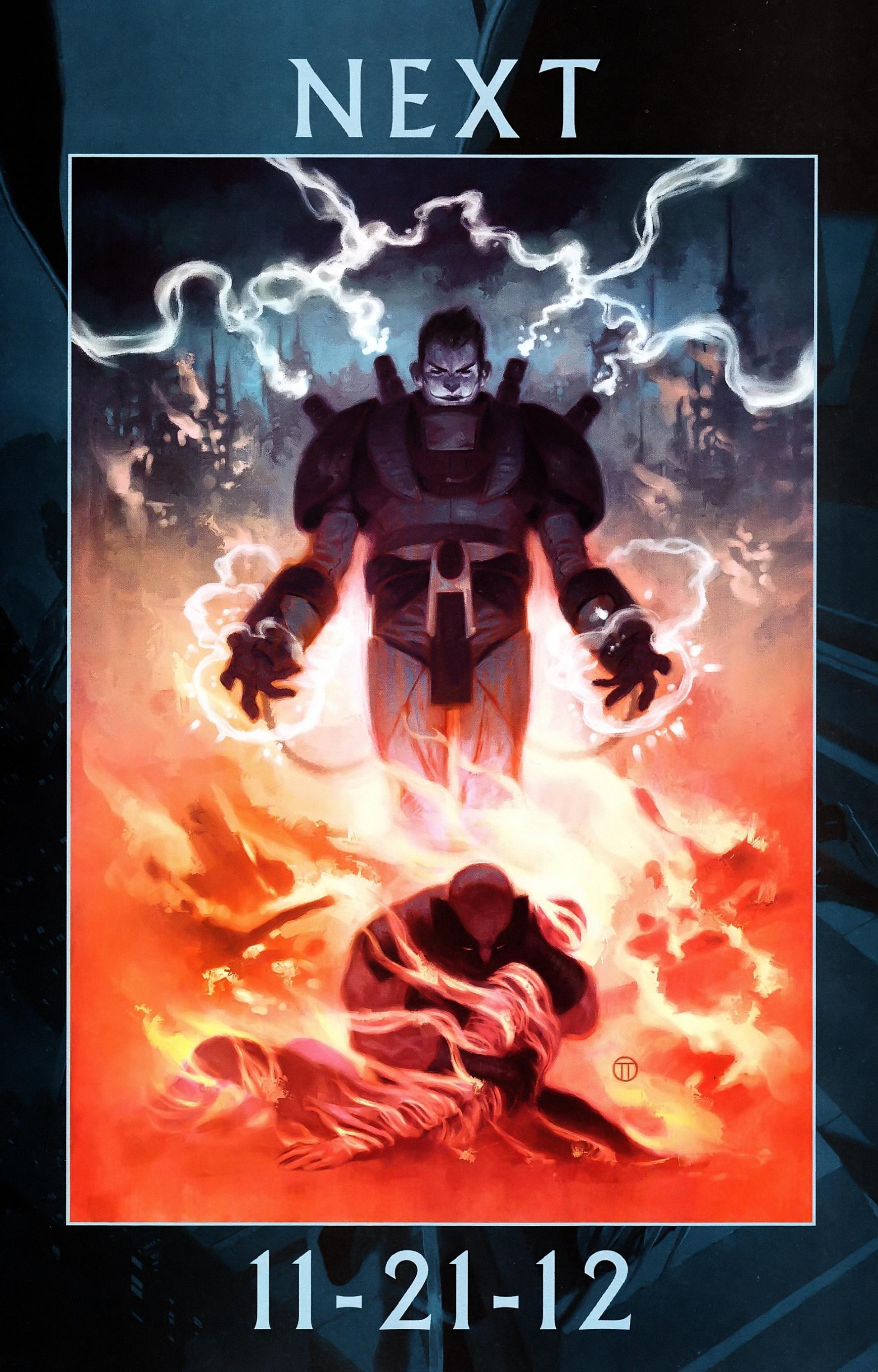 Uncanny X-Force (2010) #33 #35 - English 28