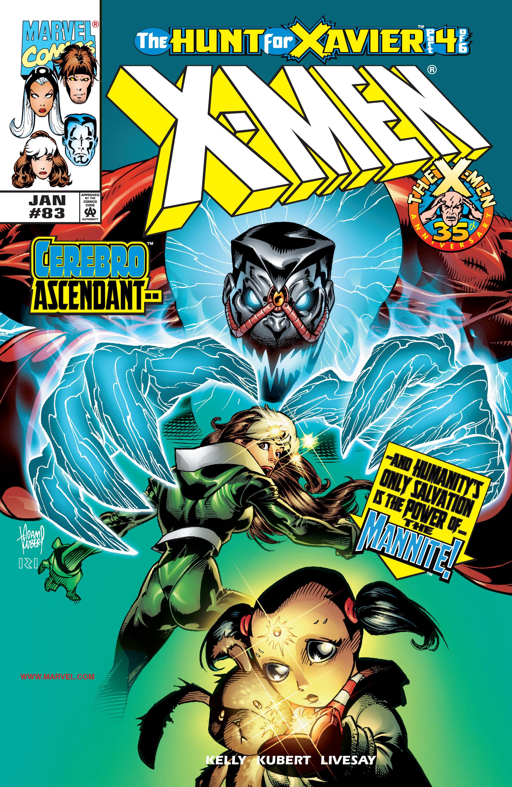 X-Men (1991) 83 Page 0