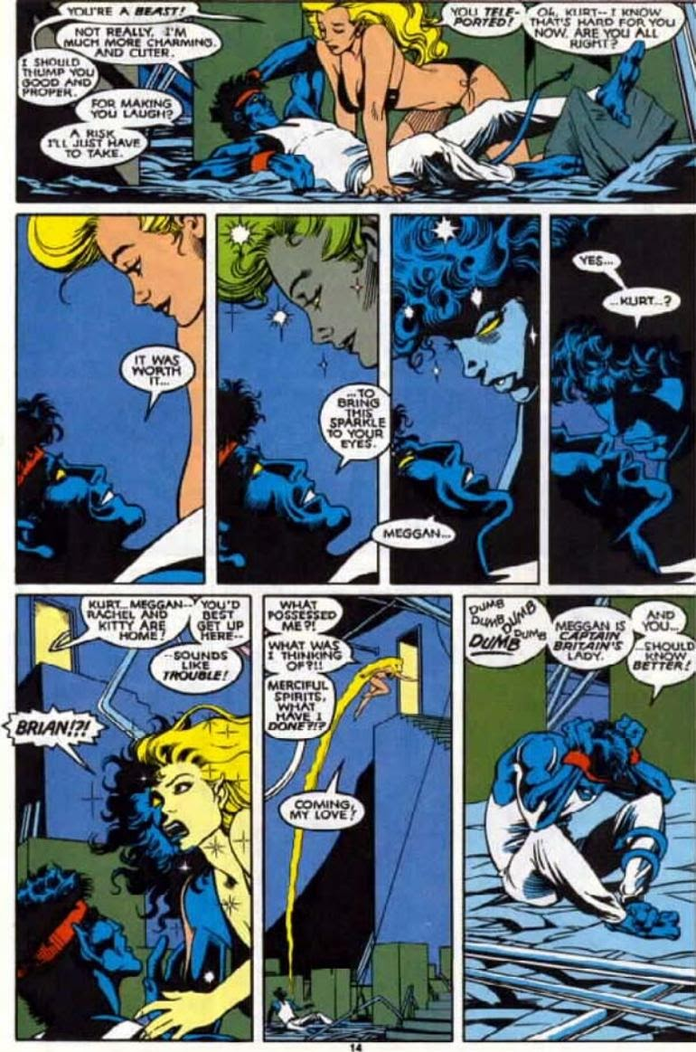 Excalibur (1988) issue 4 - Page 11