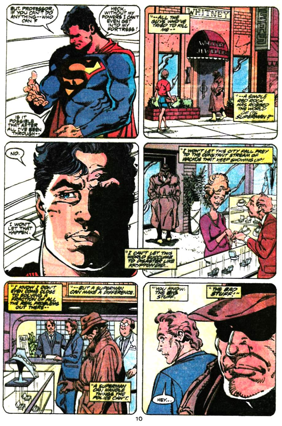 Read online Adventures of Superman (1987) comic -  Issue #472 - 11