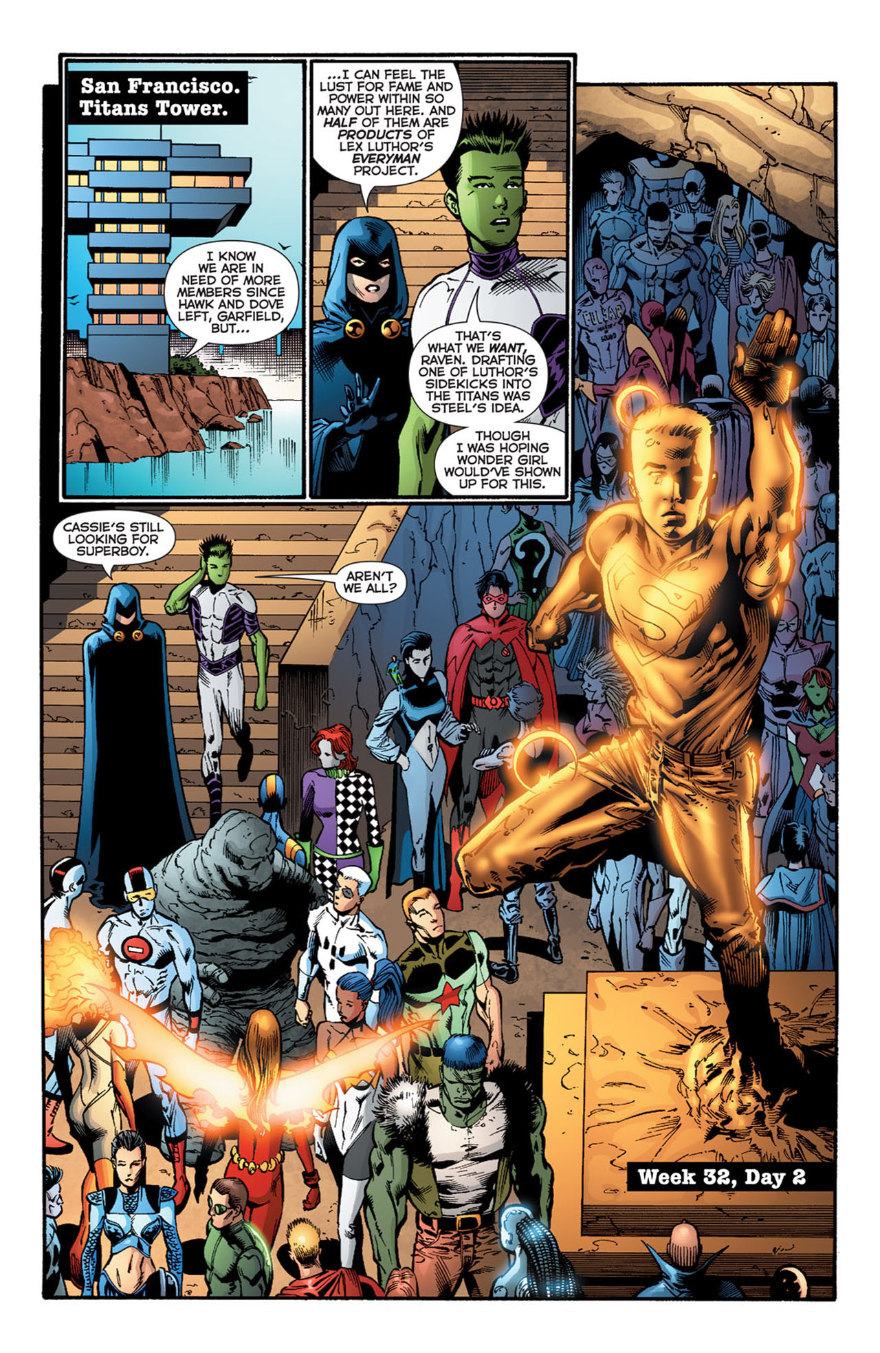 Read online 52 comic -  Issue #32 - 7