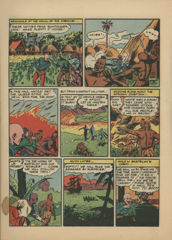 Read online Sensation (Mystery) Comics comic -  Issue #21 - 20