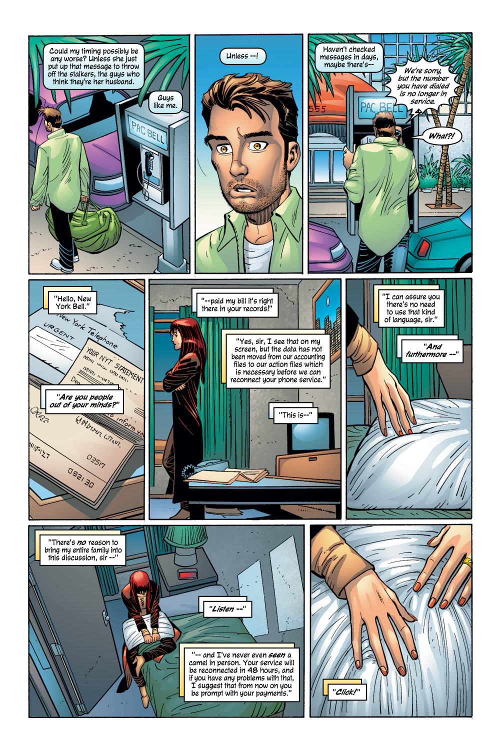 The Amazing Spider-Man (1999) 49 Page 11