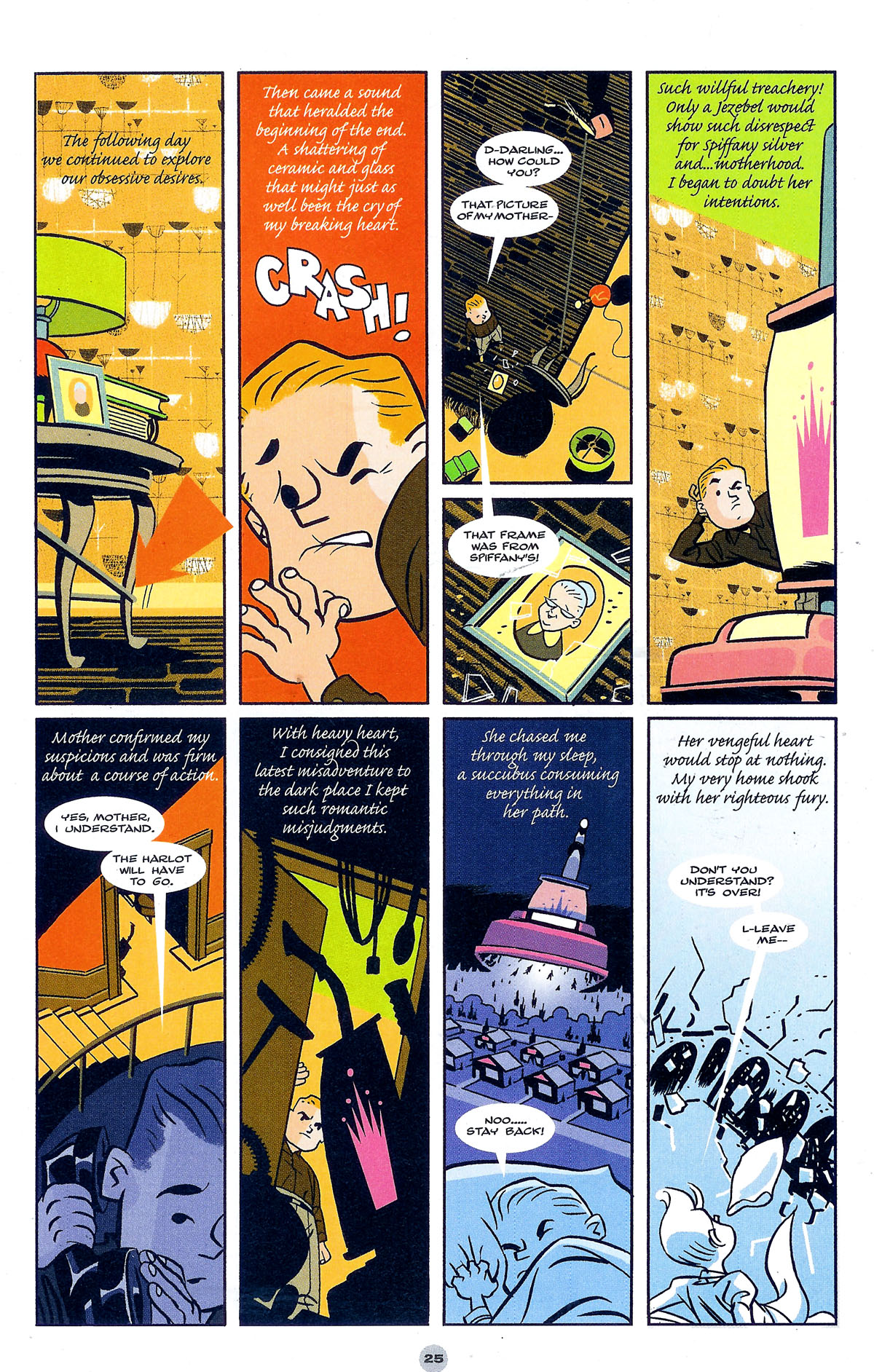 Read online Solo (2004) comic -  Issue #5 - 25