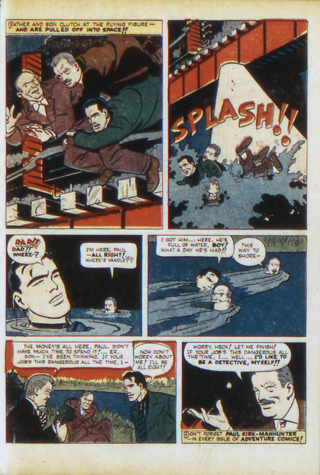 Read online Adventure Comics (1938) comic -  Issue #71 - 56