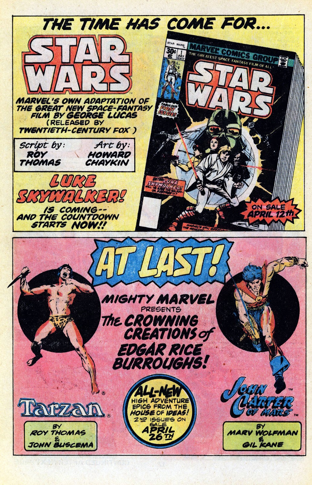 Marvel Triple Action (1972) issue 36 - Page 20