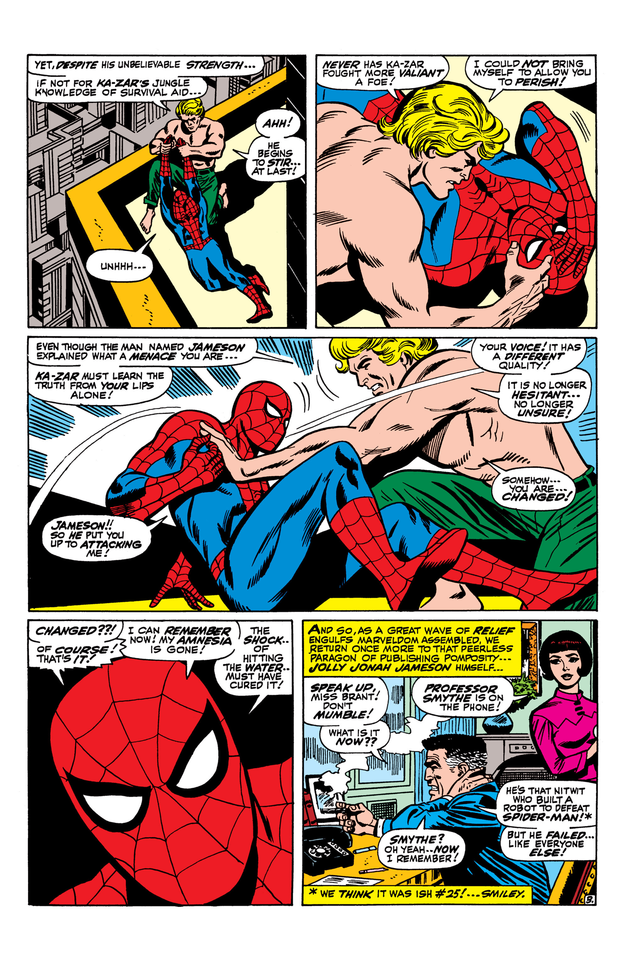 The Amazing Spider-Man (1963) 58 Page 3