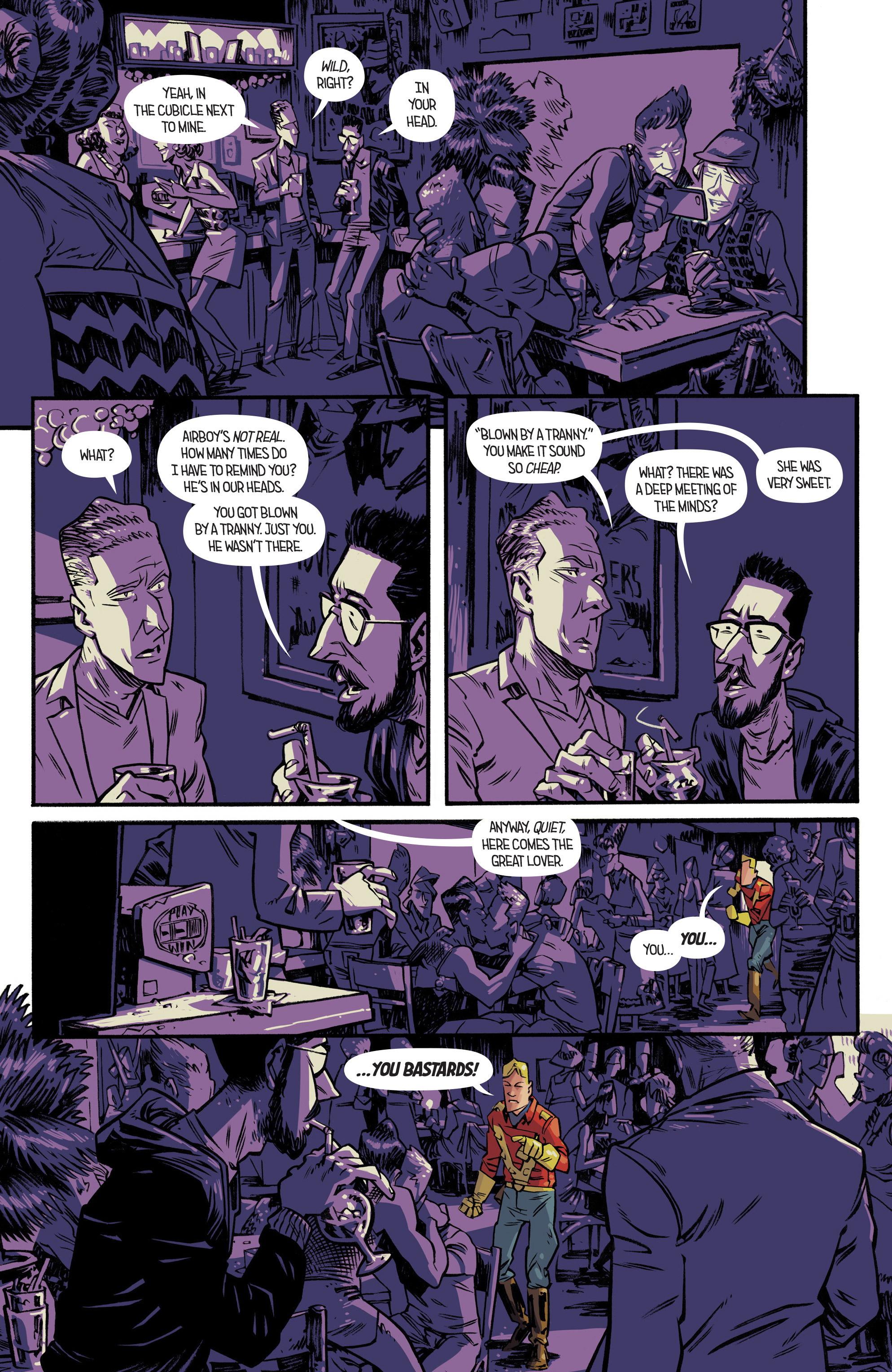 Read online Airboy comic -  Issue #2 - 20