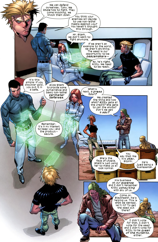 Read online Ultimate Comics X-Men comic -  Issue #21 - 10