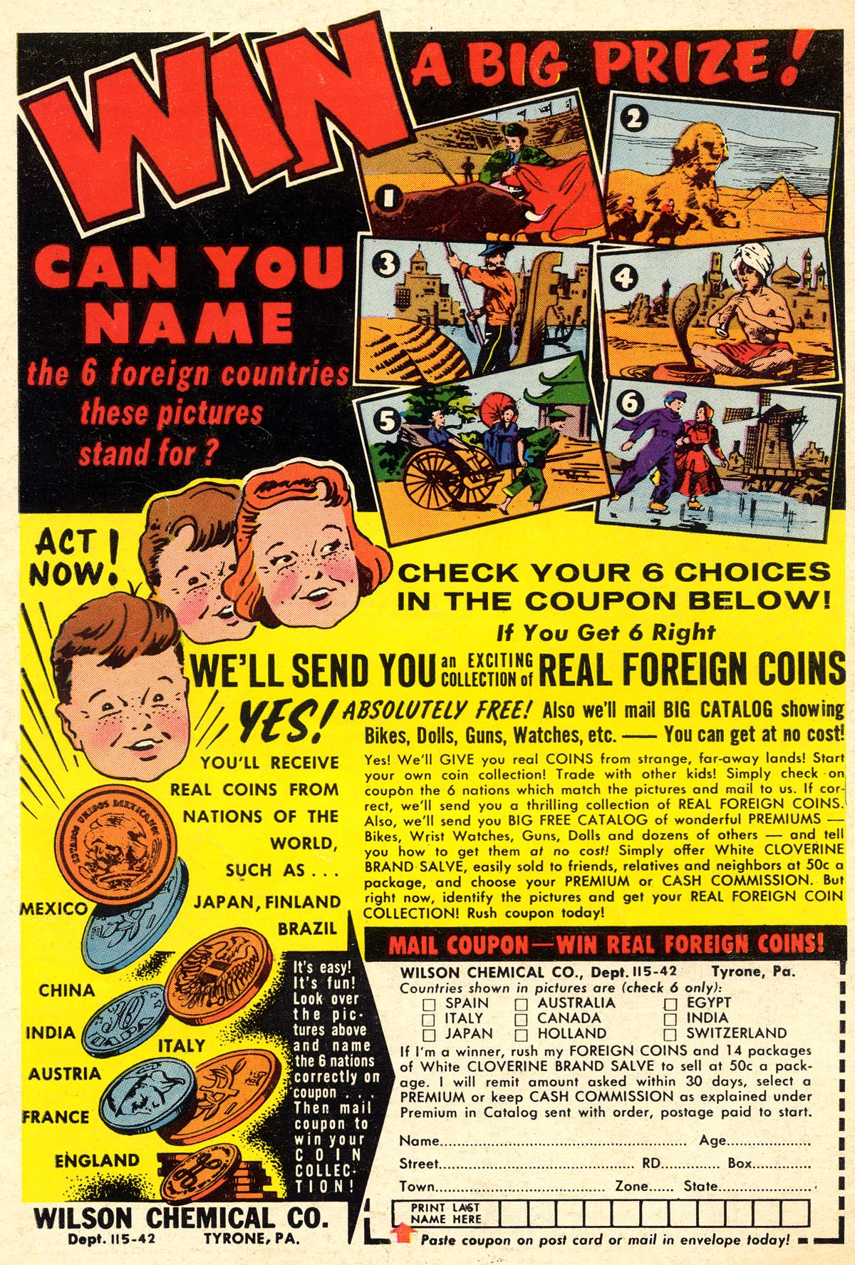 Read online Action Comics (1938) comic -  Issue #261 - 36
