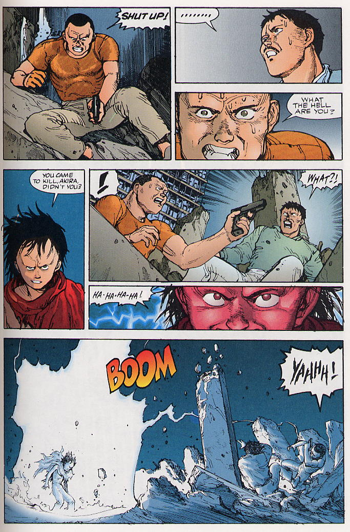 Read online Akira comic -  Issue #21 - 48