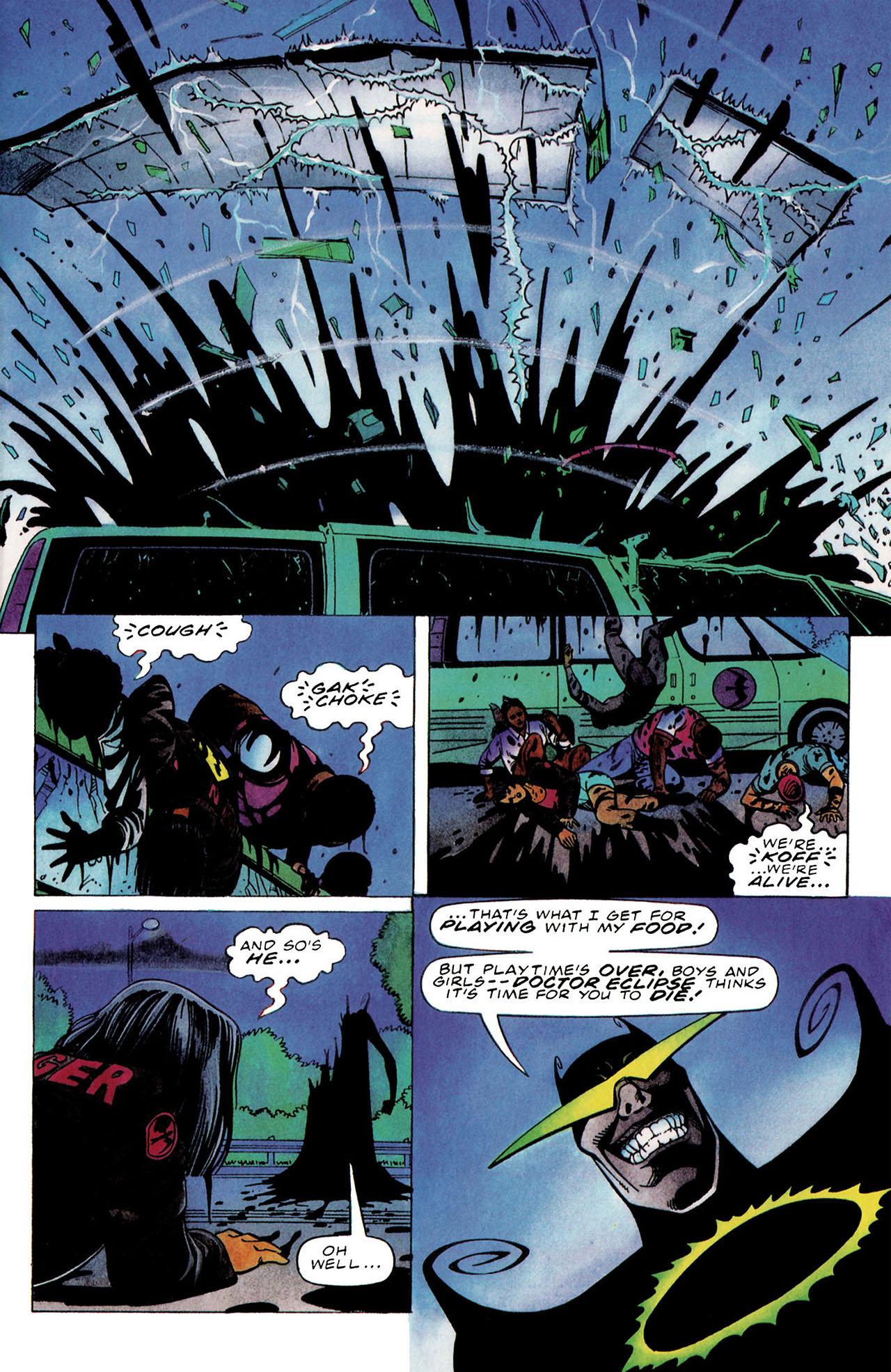 Read online Harbinger (1992) comic -  Issue #34 - 7