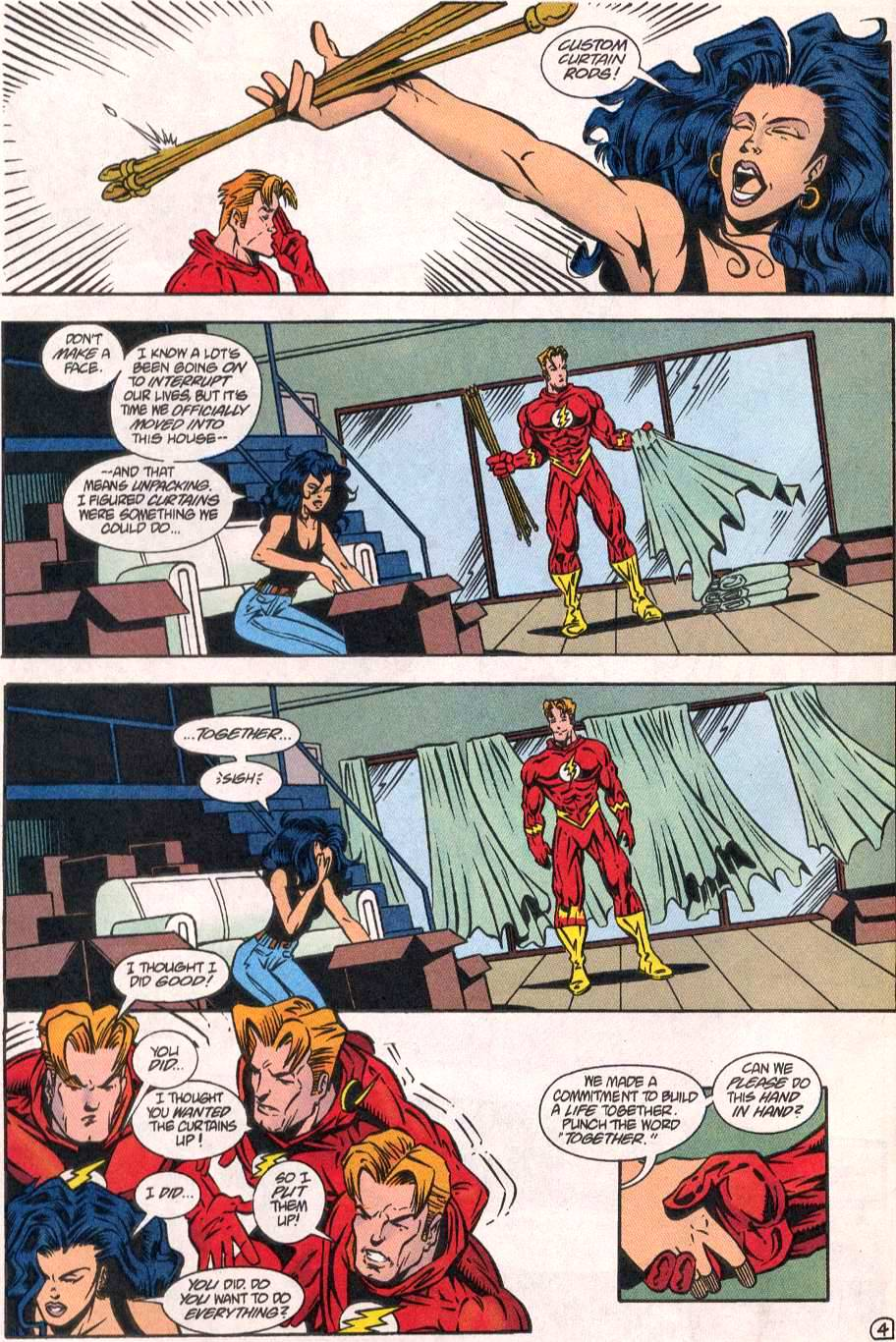 Read online The Flash (1987) comic -  Issue # _Annual 8 - 5
