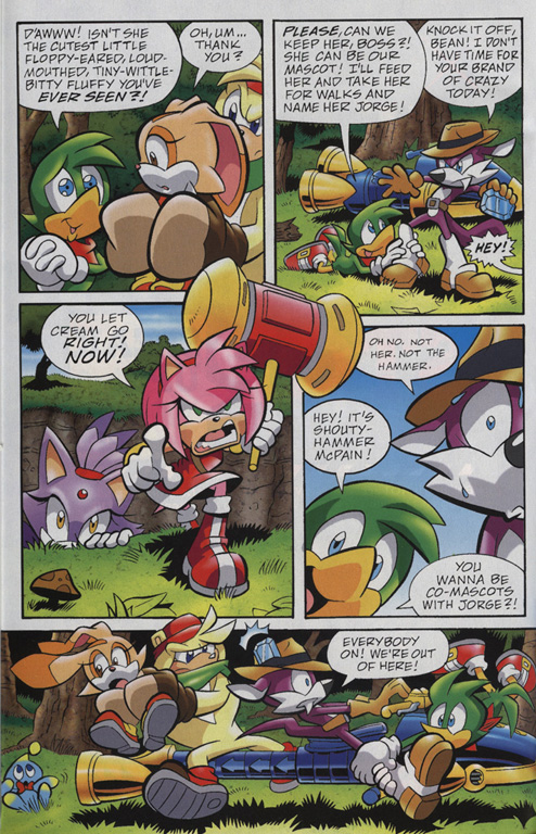 Read online Sonic Universe comic -  Issue #22 - 14