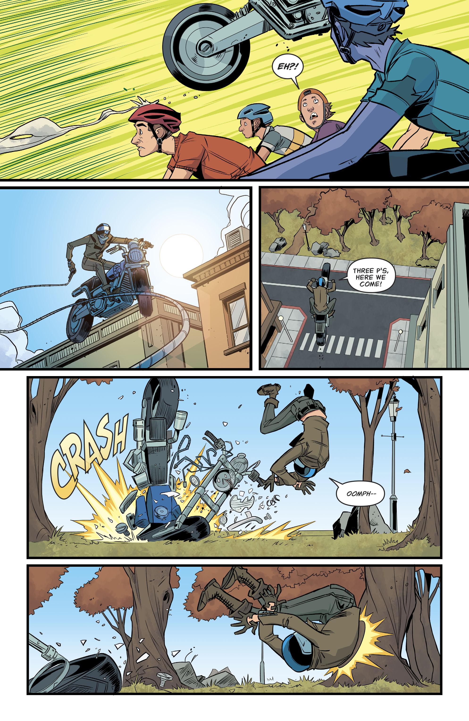 Read online Batgirl (2016) comic -  Issue #11 - 17