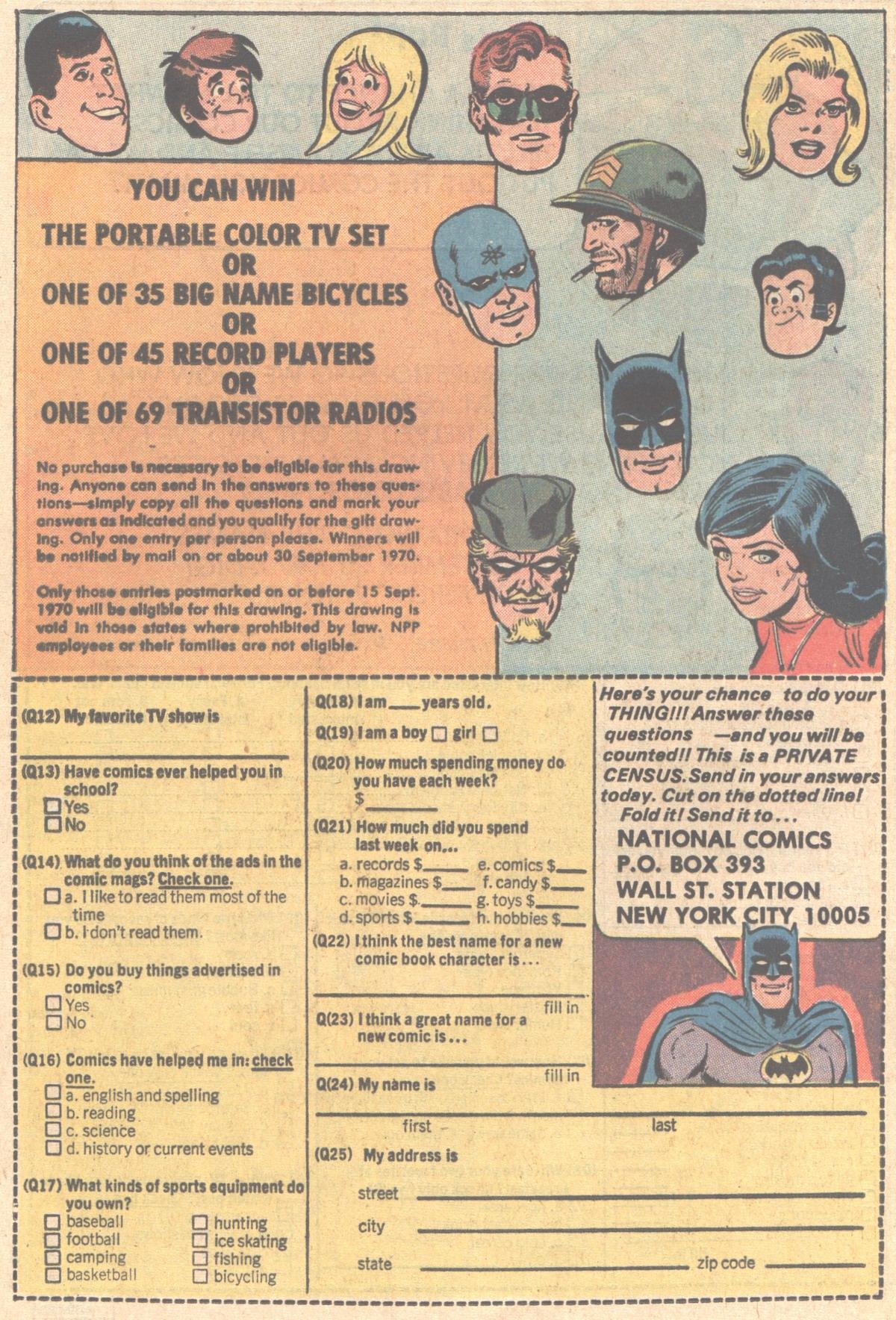 Read online Adventure Comics (1938) comic -  Issue #397 - 20