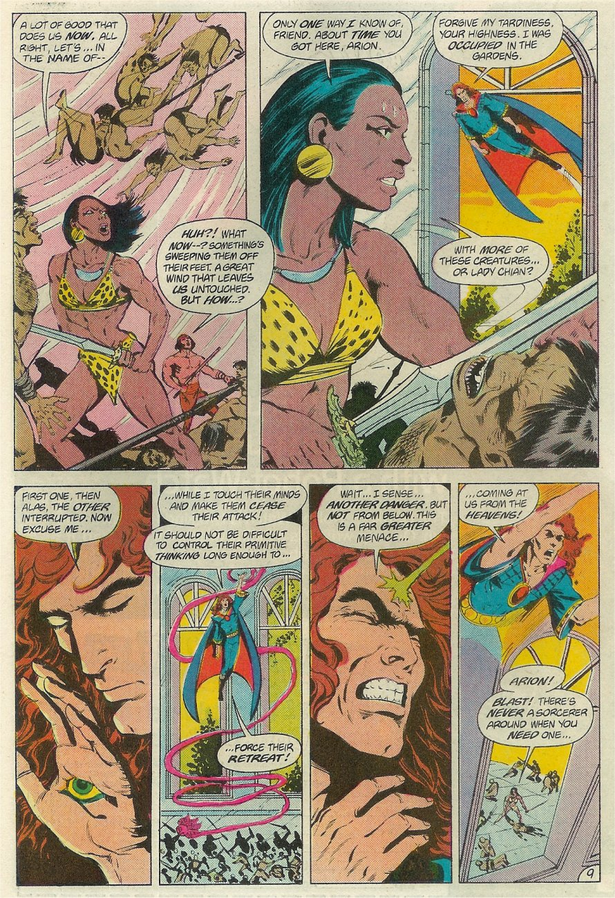 Read online Arion, Lord of Atlantis comic -  Issue #Arion, Lord of Atlantis _Special 1 - 10