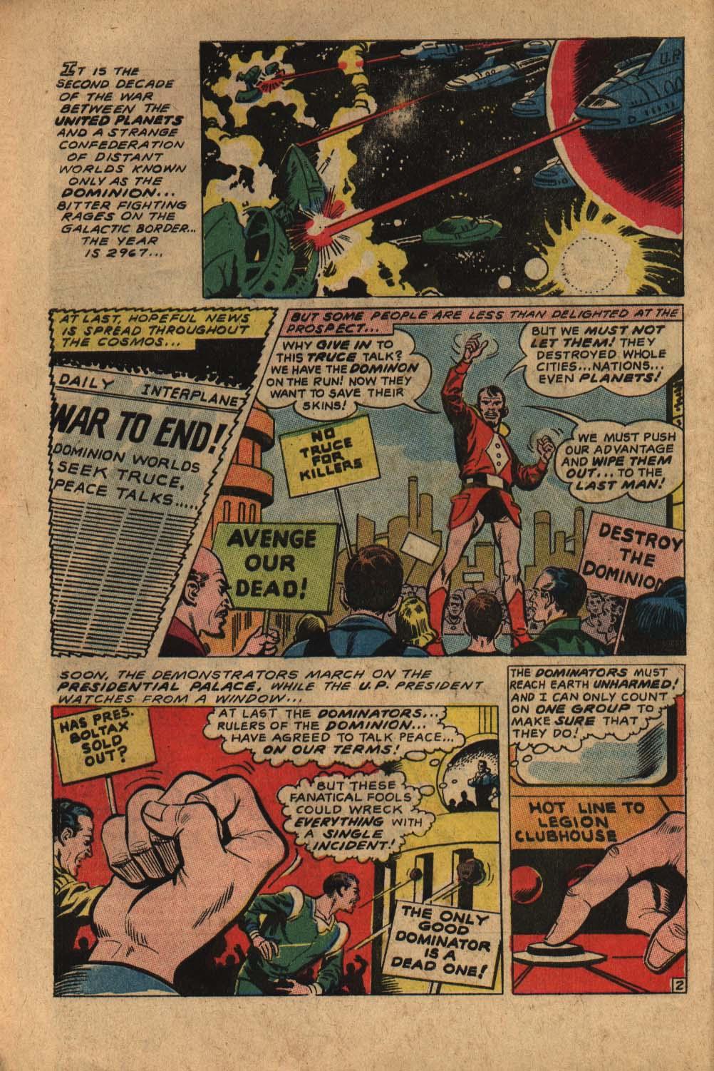 Read online Adventure Comics (1938) comic -  Issue #361 - 4