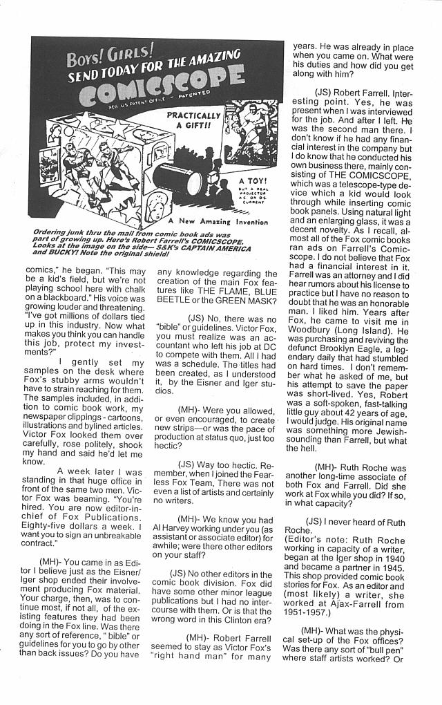 Read online Men of Mystery Comics comic -  Issue #17 - 25