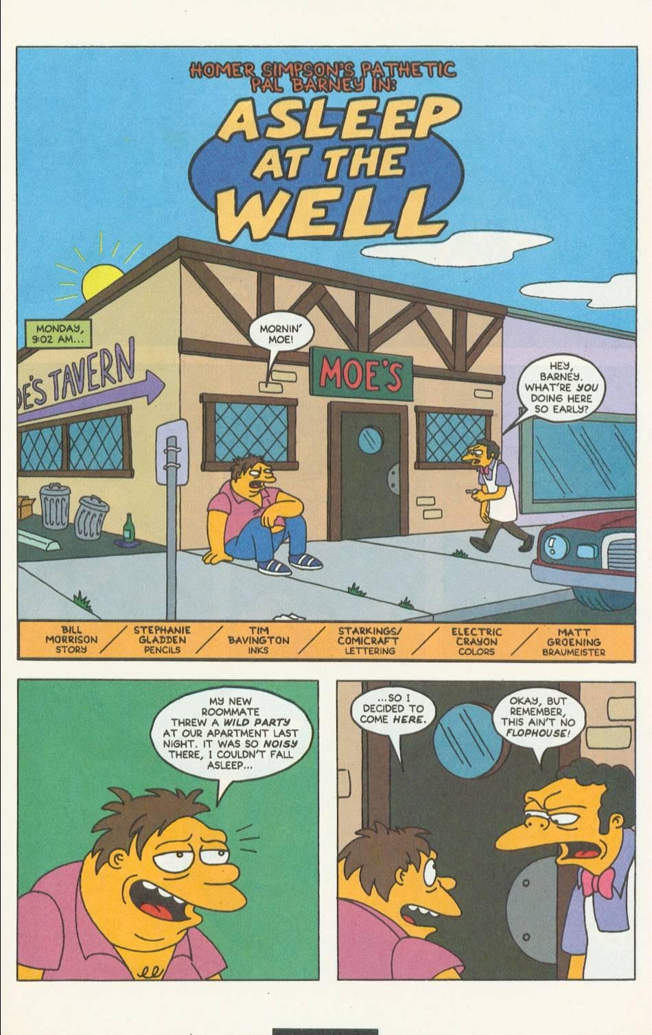 Read online Simpsons Comics comic -  Issue #9 - 24