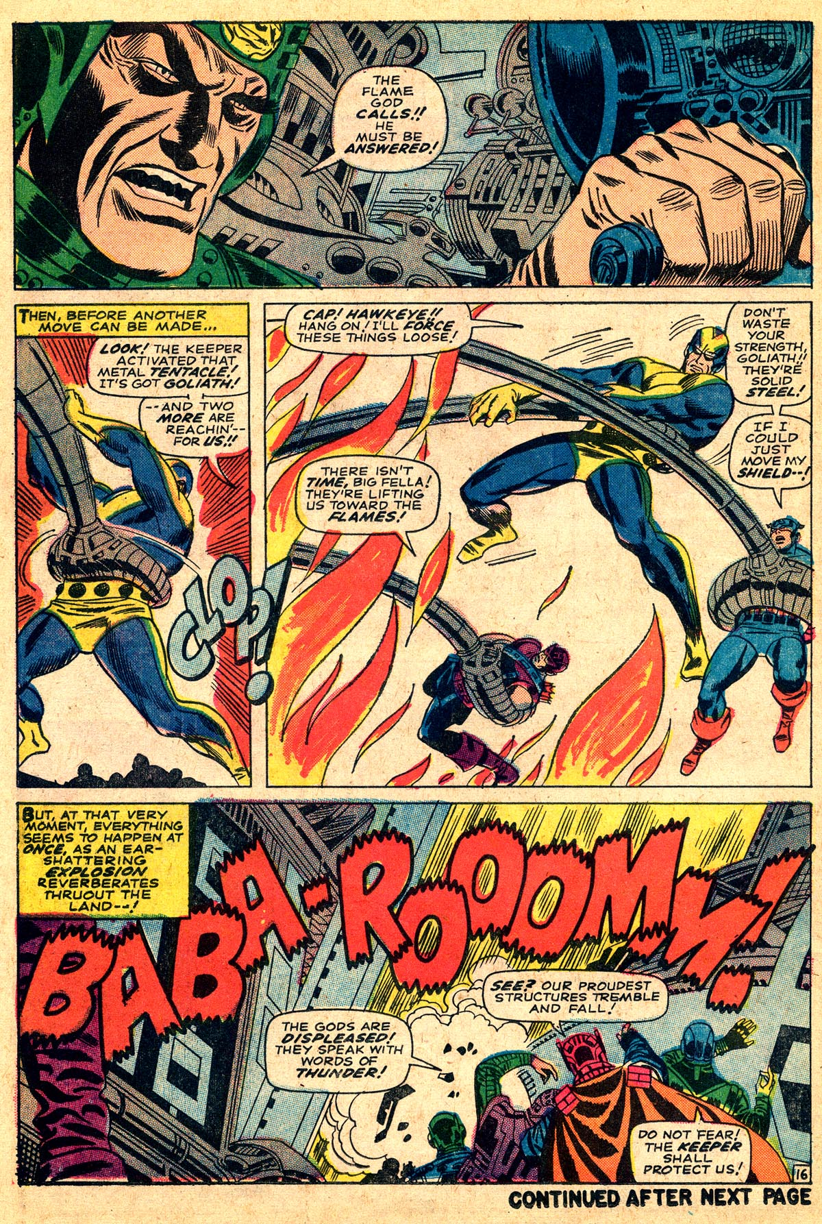 The Avengers (1963) 31 Page 21