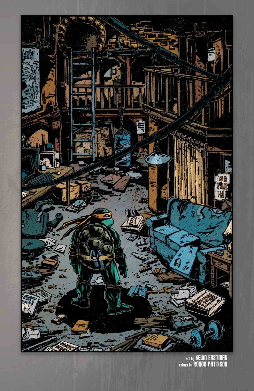 Read online Teenage Mutant Ninja Turtles: The IDW Collection comic -  Issue # TPB 7 (Part 2) - 21