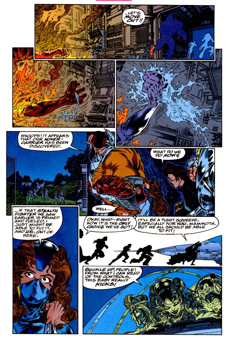 Read online Blackwulf comic -  Issue #2 - 22