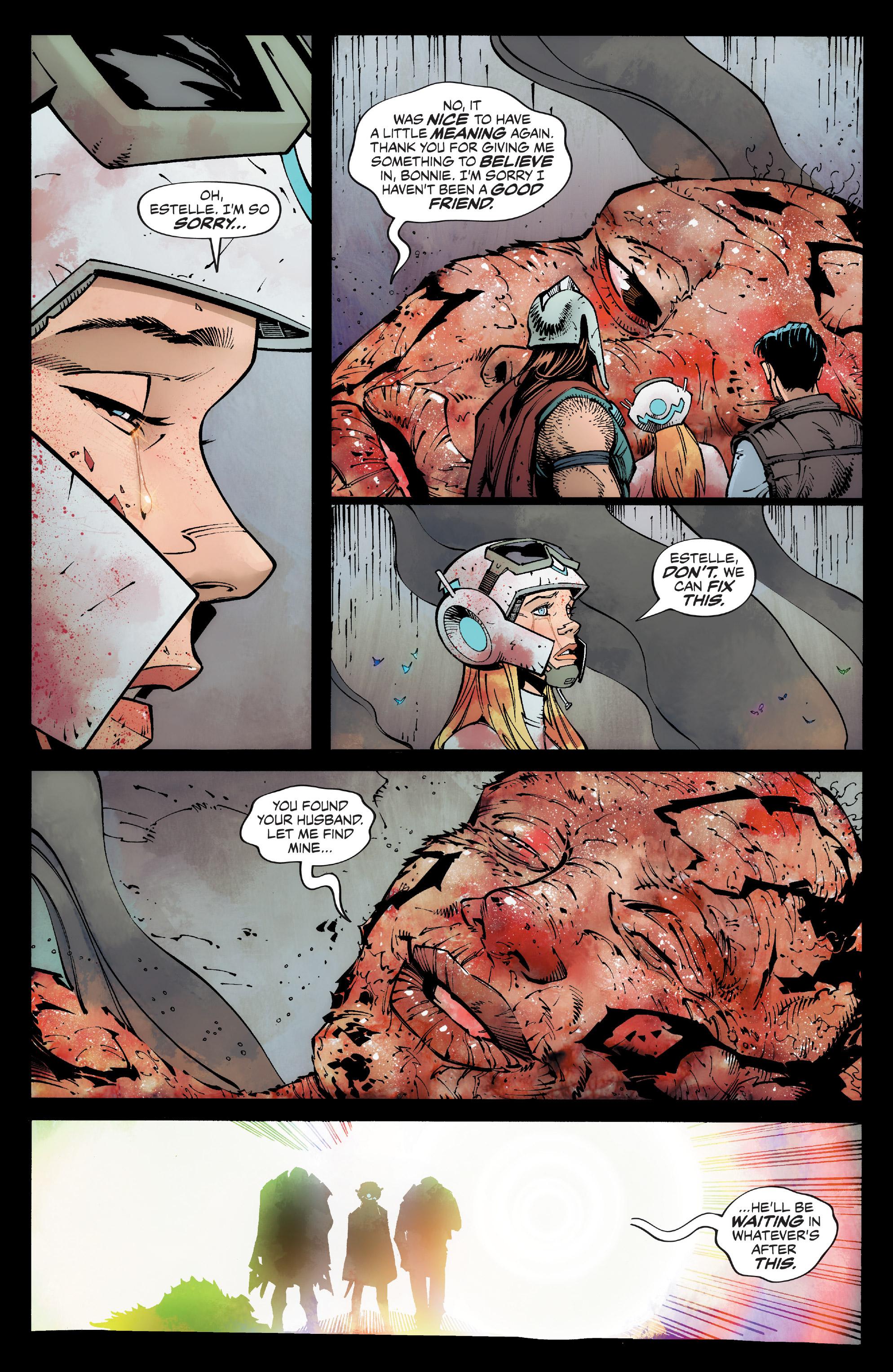 Read online Reborn comic -  Issue #6 - 32