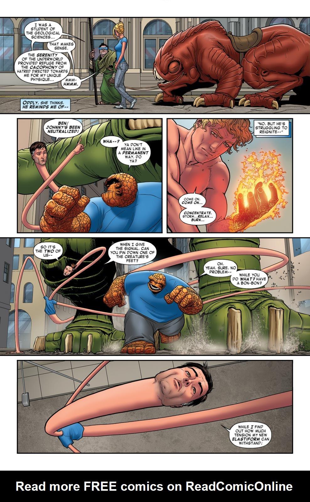 Read online Fantastic Four: Season One comic -  Issue # TPB - 50