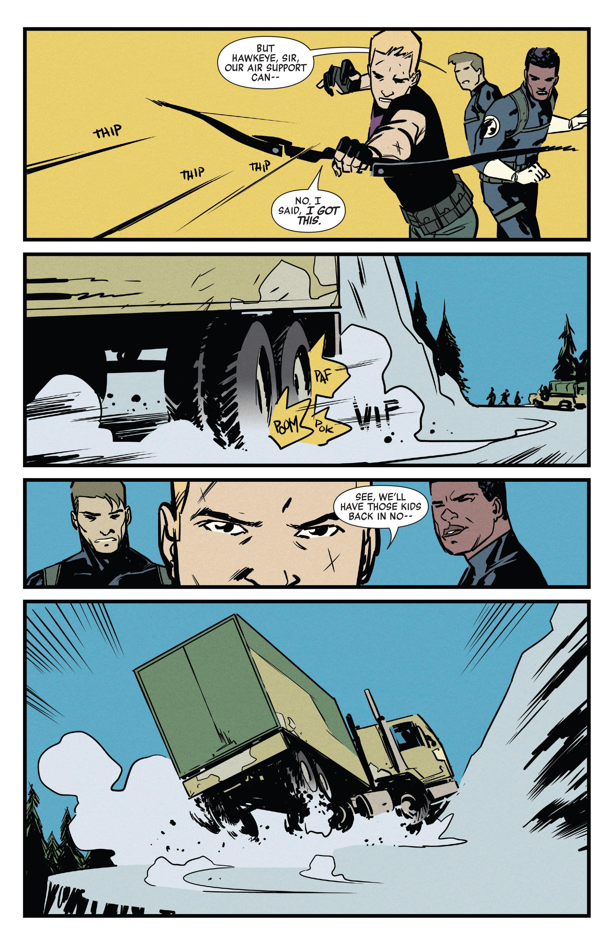 Read online All-New Hawkeye (2016) comic -  Issue #5 - 9